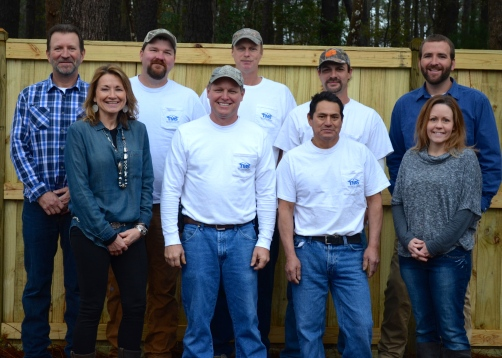 The professionals of Tom Martin & Son have a combined total of more than 190 years of building experience.